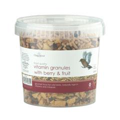 Chapelwood Bird Food -Vitamin Granules With Berry/Fruit 2000ml