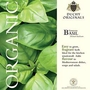 Basil - Duchy Originals Organic Seeds
