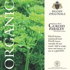 Curled Parsley - Duchy Originals Organic Seeds
