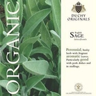 Sage English - Duchy Originals Organic Seeds