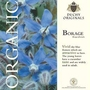 Borage - Duchy Originals Organic Seeds