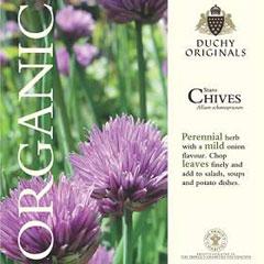 Chives Staro - Duchy Originals Organic Seeds