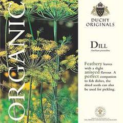 Dill - Duchy Originals Organic Seeds