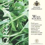 Wild Rocket - Duchy Originals Organic Seeds