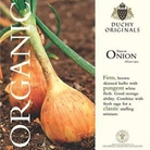 Onion - Duchy Originals Organic Seeds