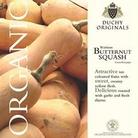 Butternut Squash - Duchy Originals Organic Seeds