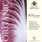 Radicchio Firestorm - Duchy Originals Organic Seeds