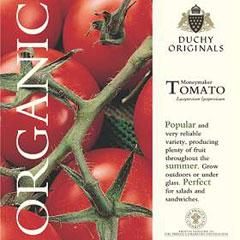 Tomato  Moneymaker - Duchy Originals Organic Seeds