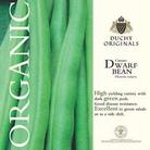 Dwarf Bean Cantare - Duchy Originals Organic Seeds
