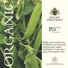 Pea Ambassador - Duchy Originals Organic Seeds