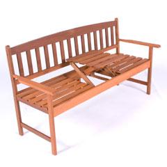 Morelos Tete-a-Tete Garden Bench