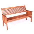 Madalena 3-Seater Garden Bench