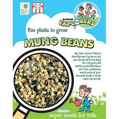 RHS Childrens Seeds - Mung Beans