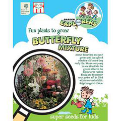 RHS Childrens Seeds - Butterfly Mix