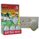 Mouse & Rat Repeller (Set of 4)