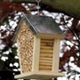 Bamboo Bee House