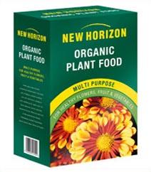 Organic Plant Food 2kg