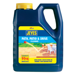 Jeyes Path & Patio Cleaner 4 litre