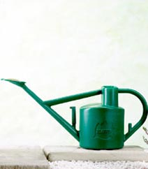 Haws Practican Watering Can 6 Litre Green