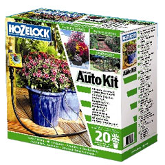 Hozelock Auto Irrigation Kit 20