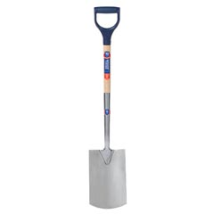 Spear & Jackson Neverbend Stainless Steel Border Spade