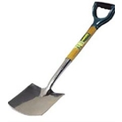 Yeoman Stainless Steel Digging Spade