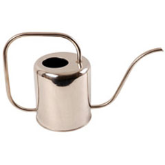 Stainless Steel Watering Can 1.5 litre