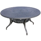Stamford 150cm Round Cast Aluminium Table