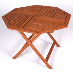 Greenfingers Loreto Octagonal 100cm Table