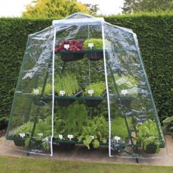 PatioGro Greenhouse Extension Kit