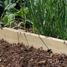 Timber Raised Bed 4ft Extension - Deluxe