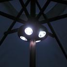 Rechargeable Parasol Light