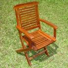 Mentmore Folding Armchair