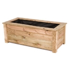 Rectangular Bamburgh FSC Planter