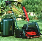 atco windsor 12s 30cm 12in self propelled electic lawn mower