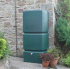 Wall tank 800 litre green water butt