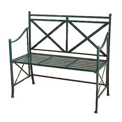 Alan Titchmarsh 2 Seater Bench