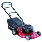 Mountfield M64 PD/ES Power Driven Combi Lawn Mower (RM55ES Engine) with Electric Key Start