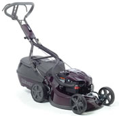 Masport MSV 3-in-1 Petrol Push Lawnmower