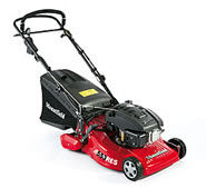 Mountfield M554R/ES Power Driven Rear-Roller Lawnmower (Electric Start)