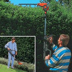 Gardena Telescopic Hedge Trimmer (Mains)