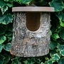FSC Silver Birch Robin Nest Box