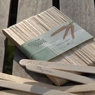 Burgon and Ball Wooden Seedling Labels
