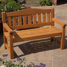 Somerset 2 Seater Bench