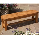 Somerset Backless Bench