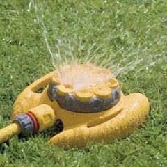 Hozelock Vortex Dial Sprinkler