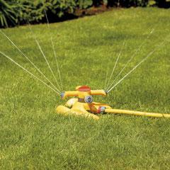 Hozelock Vortex 2'n'1 Sprinkler