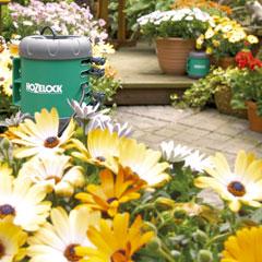 Hozelock Aquapod 10 Greenhouse Watering Kit