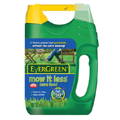 Evergreen Mow It Less Spreader 100 sq.m