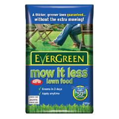 Evergreen Mow It Less Lawn Food 220 sq.m